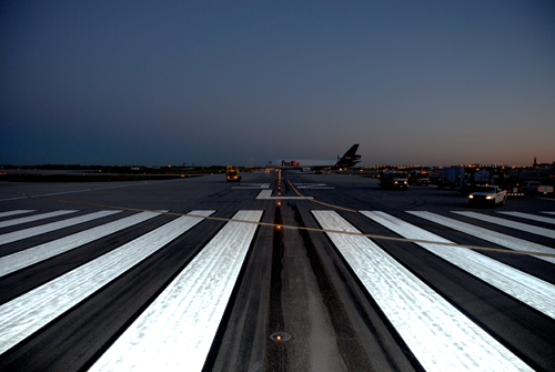 O'Hare Runway Photo